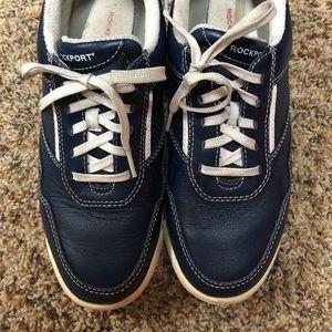 Rockport Navy pro walker shoes